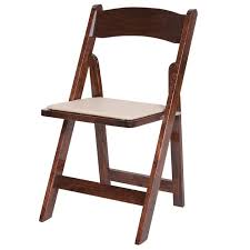 renting folding chairs rustic fruitwood folding chair a rustic wedding