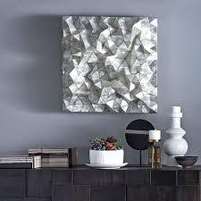 wall decor cbell wall oversized ripple west elm