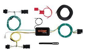 jeep renegade 2015 2017 wiring kit harness curt mfg 56274