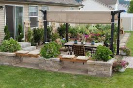 How To Decorate A Patio Decorated Patios Inspire Home Design
