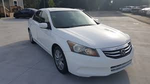 2011 honda accord white 2011 honda accord ex white 7061 in mocksville carolina