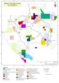 Gabon Map Newsletter Issue 1