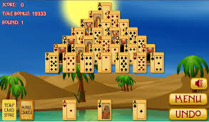 solitaire for android pyramid solitaire ancient appstore for android
