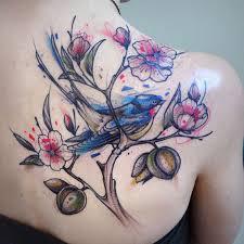 96 awesome flower tattoos to flourish your personality tattoozza