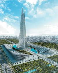 7 record breaking skyscrapers in the works around the world