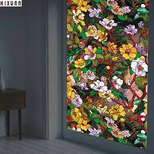 stained glass door film online get cheap window glass door aliexpress com alibaba group