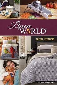 linen world fall 2015 u0026 winter 2016 catalog 2015 winter linens