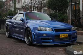 nissan skyline r34 for sale in usa nissan skyline r34 gt r 28 december 2016 autogespot