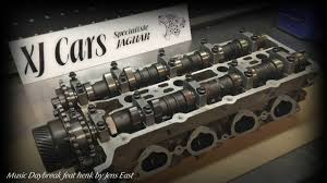 cylinder head u0026 tensioning chains jaguar xk8 youtube