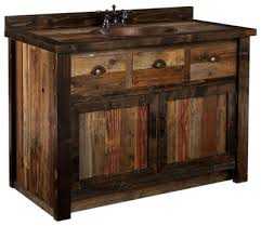 Bathroom Vanity Furniture Barnwood Furniture Collection Bathroom Vanity Bass Pro Shops