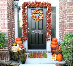 138 best Decorating Doors for the Fall Holidays images on