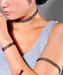 choker necklace tattoo images Bewild brand 174 tattoo stretch choker necklace bewild jpg