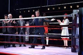 Winter Garden Theater Broadway - sylvester stallone u0027s u0027rocky u0027 musical makes its broadway premiere