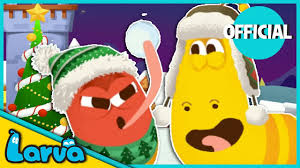 larva it u0027s christmas time song 2016 full movie cartoon