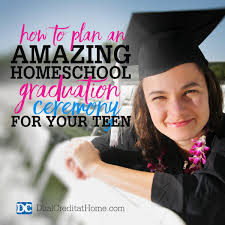 homeschool graduation cap and gown how to plan an amazing homeschool graduation ceremony for your