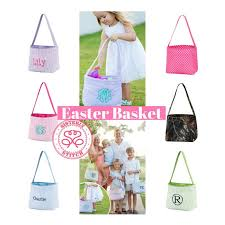 personalized easter buckets easter archives sisterly stitch handmade monogrammed apparel