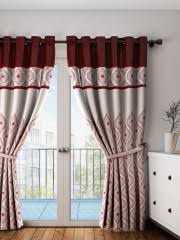 curtains buy window curtains u0026 door curtains online myntra