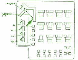 1998 mitsubishi galant fuse box diagram u2013 circuit wiring diagrams