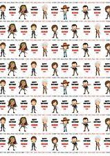 walking dead wrapping paper tv birthday theme wrapping paper sheets ebay