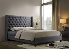 Platform Bed Frames Darby Home Co Kathrine Upholstered Platform Bed U0026 Reviews Wayfair
