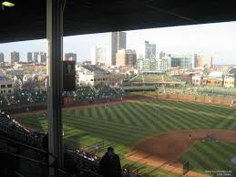 Wrigley Field Bathroom Wrigley Field Section 515 Chicago Cubs Rateyourseats Com