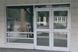 commercial exterior glass doors door tech of nashville commercial doors sales service installation