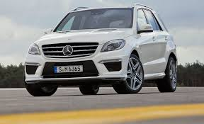 mercedes 63 amg suv 2012 mercedes ml63 amg drive review car and driver