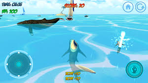 Hungry Shark Map Shark Attack 3d Simulator Android Apps On Google Play
