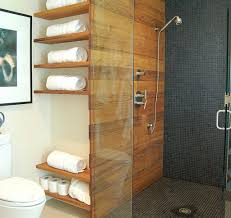Bathroom Wall Shelves Wood by How To Improve Your Home Decor With Bathroom Wall Shelves Artenzo