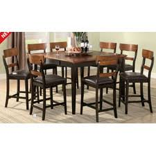 Counter Height Extendable Dining Table Coaldale Counter Height Extendable Dining Table By Loon Peak Reviews