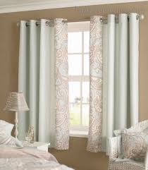 Pattern Window Curtains Curtains Curtains For Short Windows Ideas Bedroom Beautiful