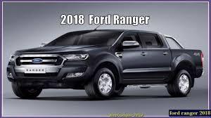 2018 ford ranger interior u0026 exterior
