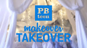 surprise bedroom makeover pbteen youtube