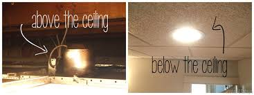 installing can lights in ceiling recessed lighting installing recessed lighting in finished ceiling