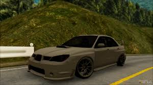 stanced subaru hd impreza wrx sti stance for gta san andreas