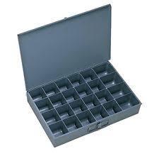 3 Bin Cabinet Metal Bolt Bins Ebay