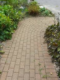 right kind of brick pavers might make sidewalk last a century