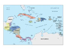 Cuba South America Map by Download America Ppt Powerpoint Maps Open Office Presentations As