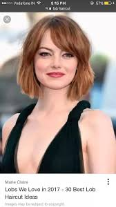 whats a lob hair cut i have a somewhat round face should i go for lob haircut quora