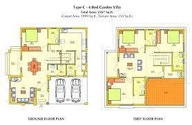 housing floor plans modern big house floor plans big modern houses plans modern house designs