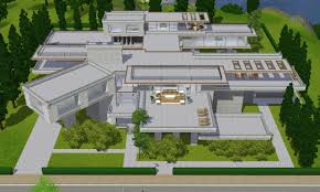 sims 3 australian shepherd sims 3 modern luxury mansion by ramborocky on deviantart
