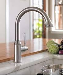 Hansgrohe Talis C Bar Faucet Hansgrohe 04215 Talis C Higharc Kitchen Faucet W Pull Down 2