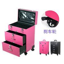 aliexpress com buy elegant pvc leather makeup nail polish carry