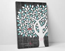 wedding guest books etsy
