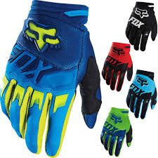 fox motocross gloves o u0027neal element men u0027s motocross dirt bike boots size 9 5 in blue