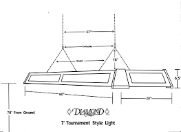 width of a 7 foot pool table accessories