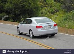 lexus gs 450h hybrid 2006 jun 21 2006 los angeles ca usa rear action 2007 lexus gs450h