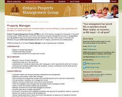 Contract Administration Job Description How To Write A Condominium Property Manager Job Description