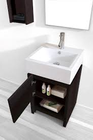 avola 20 inch single sink bathroom vanity espresso finishes