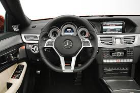 mercedes benz e class interior 2013 mercedes benz e class facelift interior u2013 steering wheel